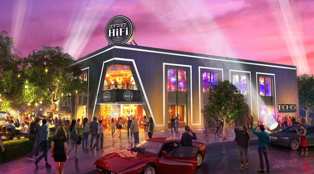 The HiFi Dallas image