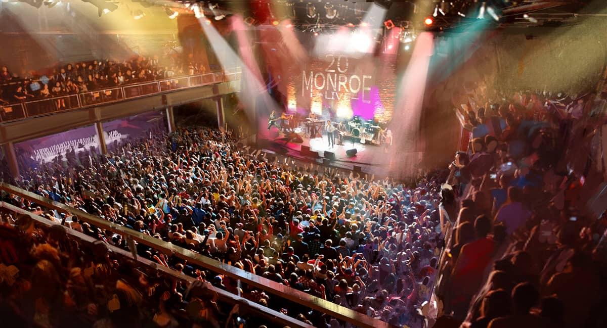 20 Monroe Live Venue Front