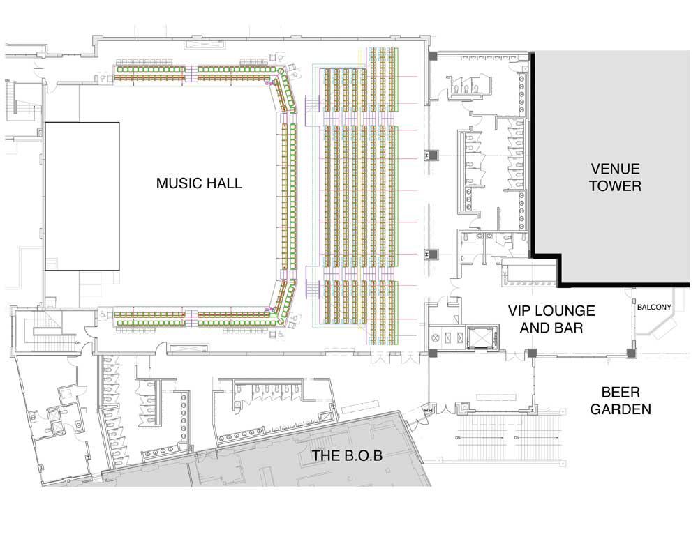 Venue Info. Whole Venue Floor Plan. Seat. Devos Hall Seating Diagram At Scoala.co