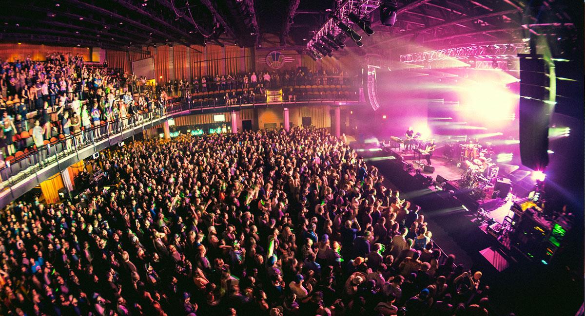 20 Monroe Live Music Hall
