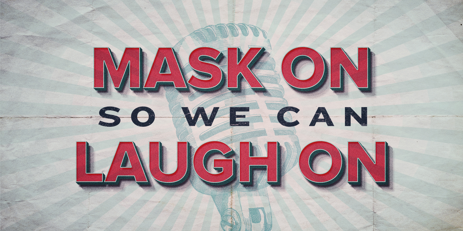 Mask On So We Can Rock On