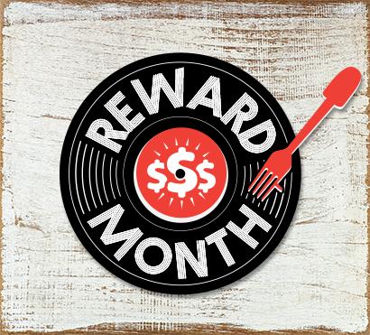 June Offer - Reward Month!