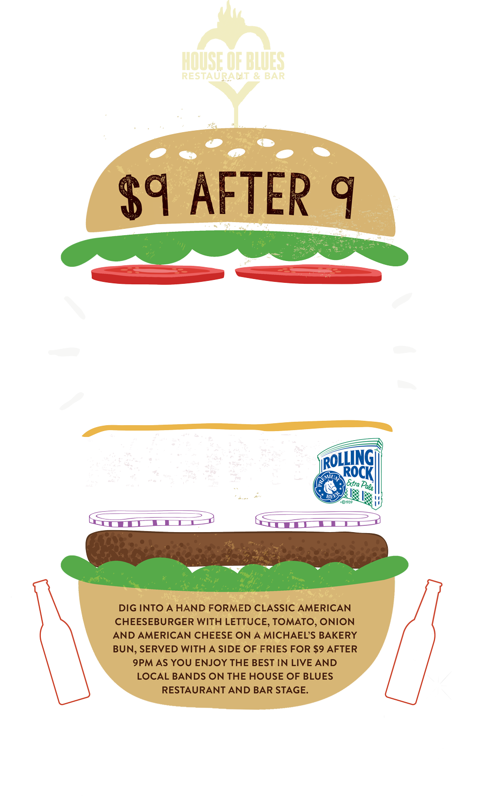 $9 Burger