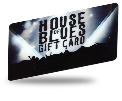 House of Blues Gift Card
