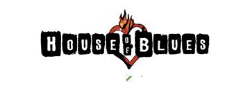 House of Blues San Diego Cricket Wireless logo